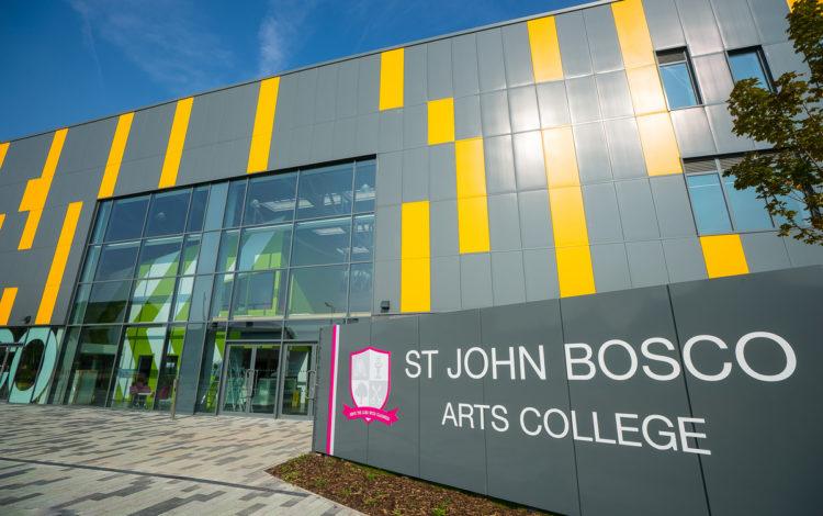 St Johns art college