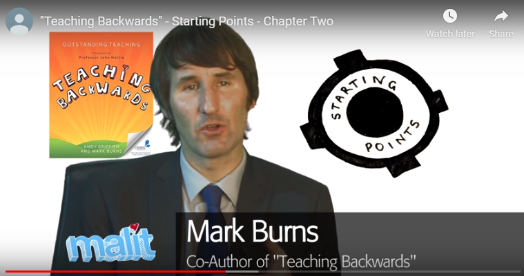 teaching-backwards-starting-points