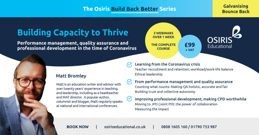 Building Capacity to Thrive