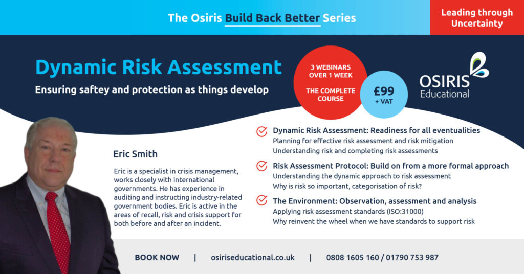 Dynamic Risk Assessment