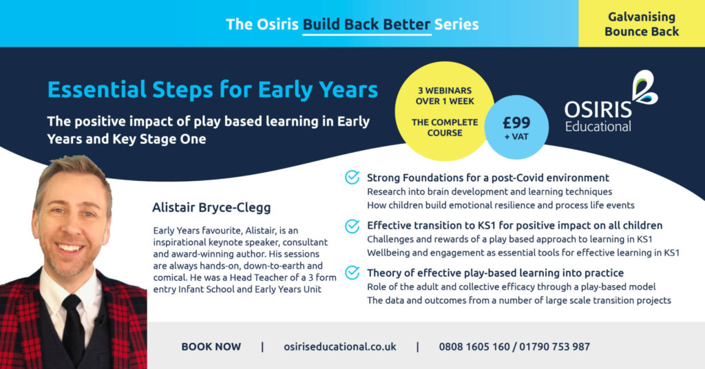 Essential Steps for Early Years