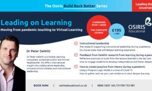 Leading on Learning