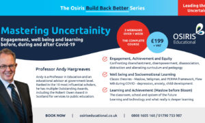 Mastering Uncertainty