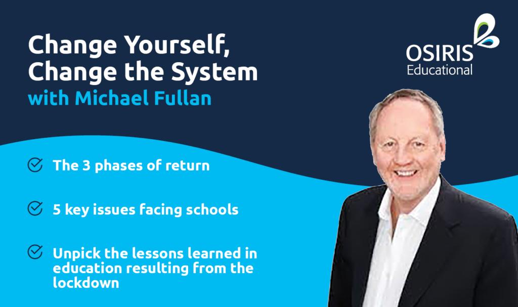 Michael Fullan Webinar