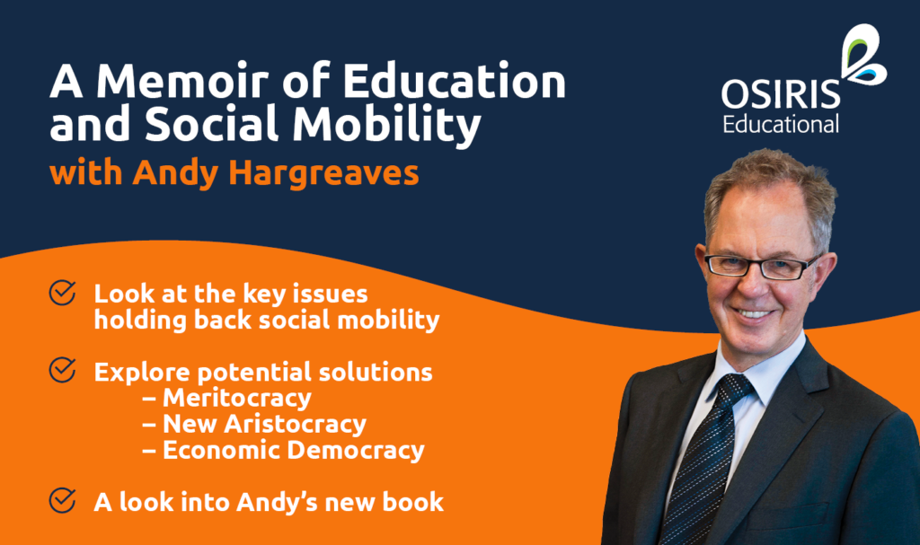 Andy Hargreaves Webinar