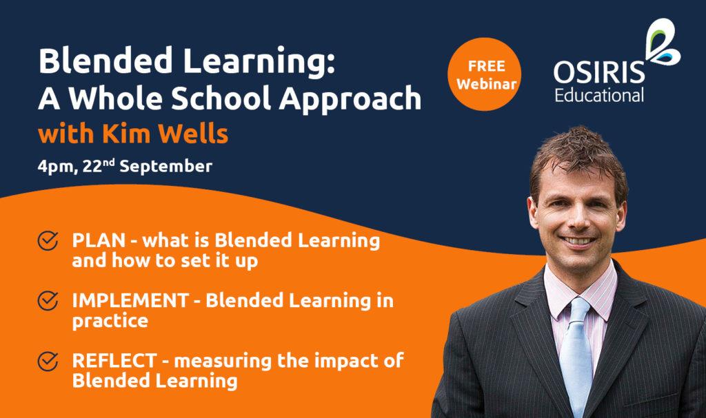 Kim Wells - Blended Learning