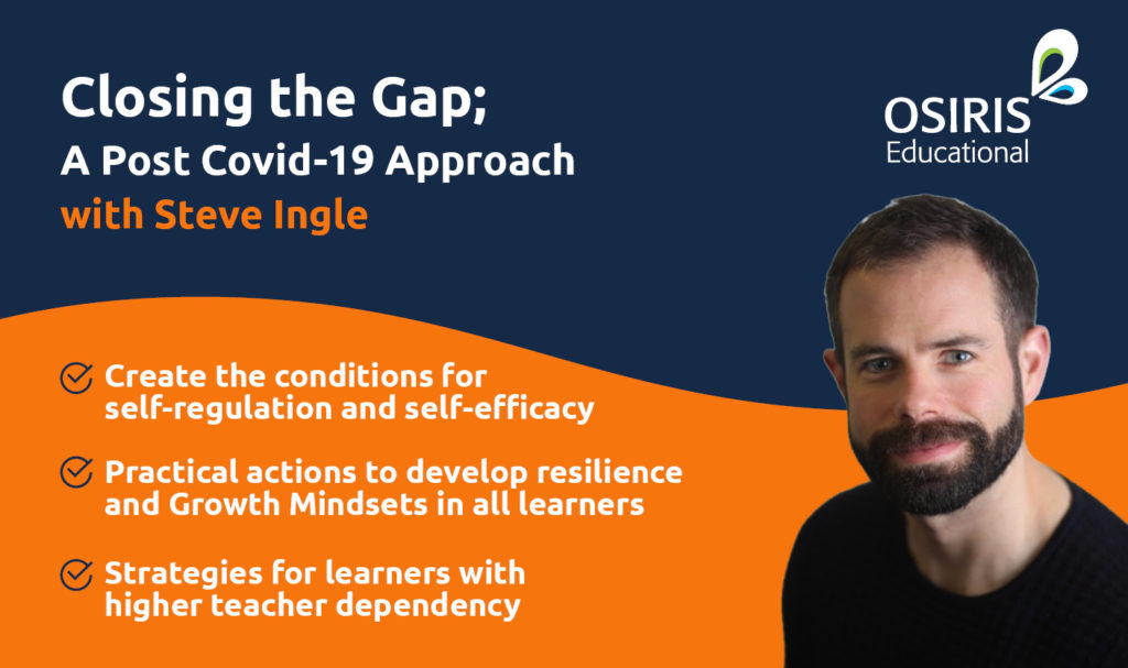 Steve Ingle - Closing the Gap; A Post Covid-19 Approach