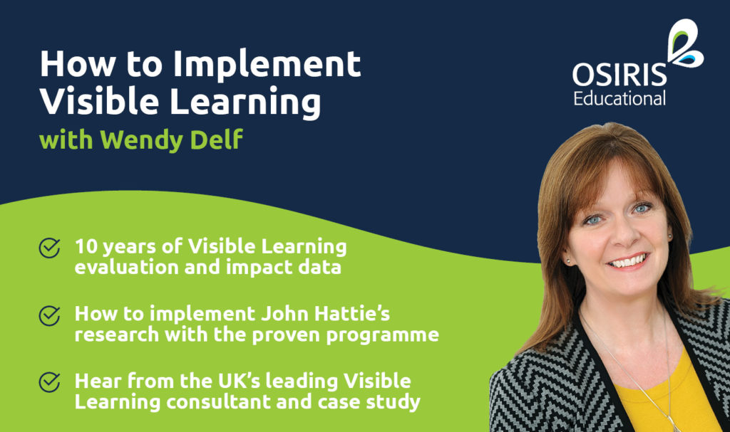 How to Implement Visible Learning - Wendy Delf