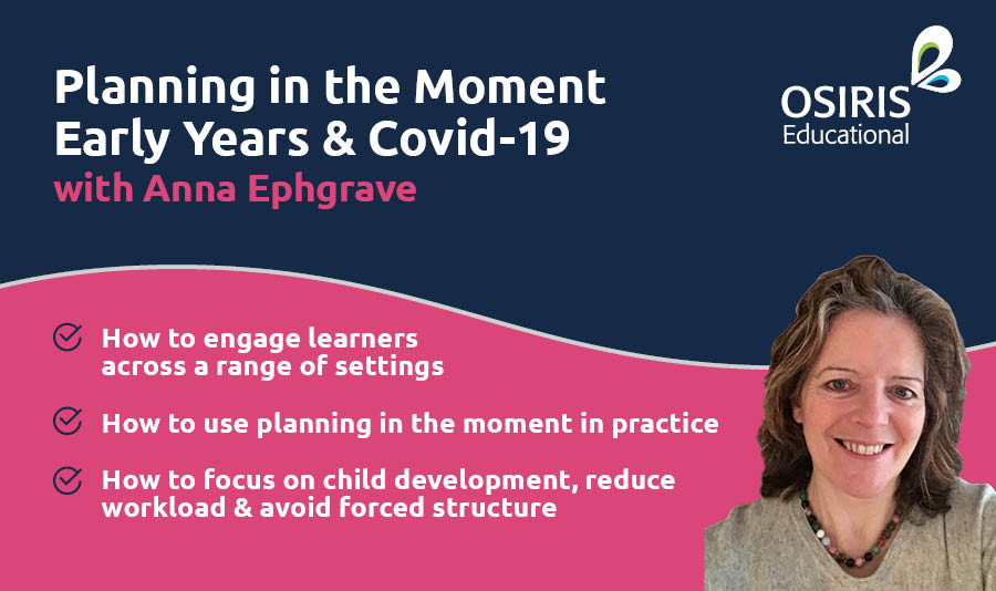 Anna Ephgrave - Early Years