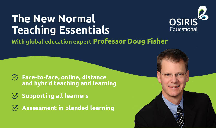 Doug Fisher Webinar - The New Normal Teaching Essentials