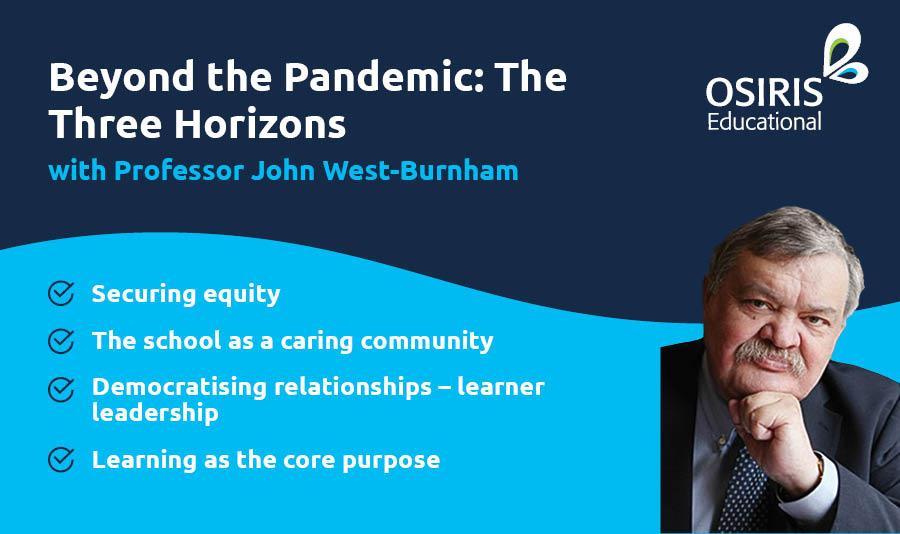 Beyond the Pandemic: The Three Horizons