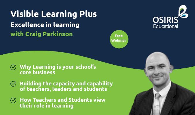 Visible learning webinar