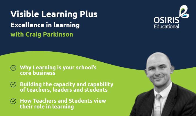 Visible Learning - Craig Parkinson