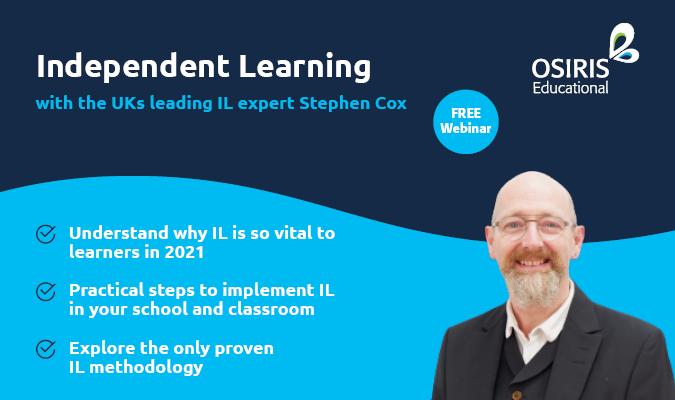 Independent learning webinar